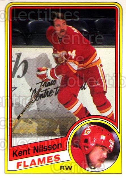 1984-85 O-Pee-Chee #232 Kent Nilsson<br/>8 In Stock - $1.00 each - <a href=https://centericecollectibles.foxycart.com/cart?name=1984-85%20O-Pee-Chee%20%23232%20Kent%20Nilsson...&quantity_max=8&price=$1.00&code=26383 class=foxycart> Buy it now! </a>