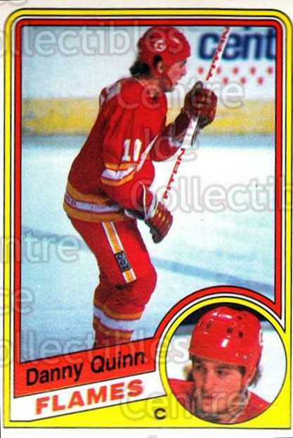 1984-85 O-Pee-Chee #234 Dan Quinn<br/>8 In Stock - $1.00 each - <a href=https://centericecollectibles.foxycart.com/cart?name=1984-85%20O-Pee-Chee%20%23234%20Dan%20Quinn...&quantity_max=8&price=$1.00&code=26385 class=foxycart> Buy it now! </a>