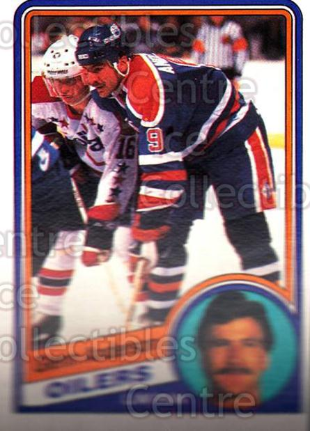 1984-85 O-Pee-Chee #238 Glenn Anderson<br/>6 In Stock - $1.00 each - <a href=https://centericecollectibles.foxycart.com/cart?name=1984-85%20O-Pee-Chee%20%23238%20Glenn%20Anderson...&quantity_max=6&price=$1.00&code=26389 class=foxycart> Buy it now! </a>