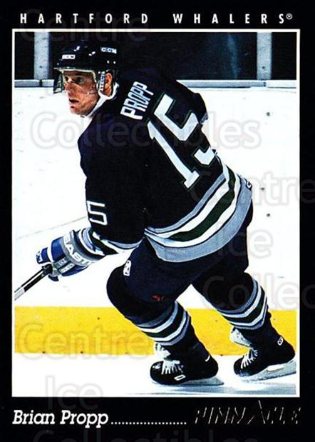 1993-94 Pinnacle USA #342 Brian Propp<br/>4 In Stock - $1.00 each - <a href=https://centericecollectibles.foxycart.com/cart?name=1993-94%20Pinnacle%20USA%20%23342%20Brian%20Propp...&quantity_max=4&price=$1.00&code=264256 class=foxycart> Buy it now! </a>