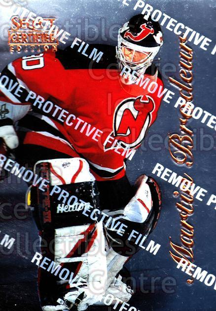 1996-97 Select Certified #6 Martin Brodeur<br/>2 In Stock - $2.00 each - <a href=https://centericecollectibles.foxycart.com/cart?name=1996-97%20Select%20Certified%20%236%20Martin%20Brodeur...&price=$2.00&code=264431 class=foxycart> Buy it now! </a>