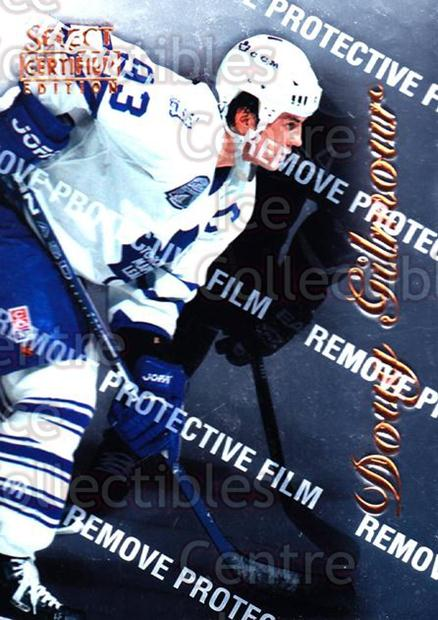 1996-97 Select Certified #15 Doug Gilmour<br/>4 In Stock - $1.00 each - <a href=https://centericecollectibles.foxycart.com/cart?name=1996-97%20Select%20Certified%20%2315%20Doug%20Gilmour...&quantity_max=4&price=$1.00&code=264440 class=foxycart> Buy it now! </a>