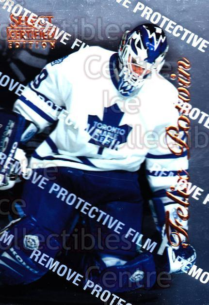 1996-97 Select Certified #31 Felix Potvin<br/>4 In Stock - $1.00 each - <a href=https://centericecollectibles.foxycart.com/cart?name=1996-97%20Select%20Certified%20%2331%20Felix%20Potvin...&quantity_max=4&price=$1.00&code=264456 class=foxycart> Buy it now! </a>
