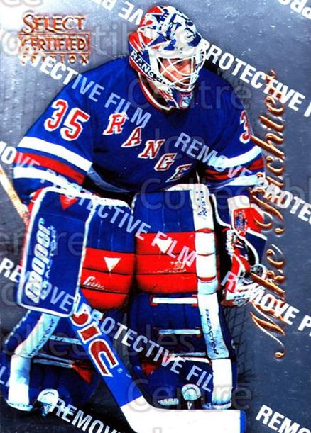 1996-97 Select Certified #39 Mike Richter<br/>5 In Stock - $1.00 each - <a href=https://centericecollectibles.foxycart.com/cart?name=1996-97%20Select%20Certified%20%2339%20Mike%20Richter...&quantity_max=5&price=$1.00&code=264464 class=foxycart> Buy it now! </a>