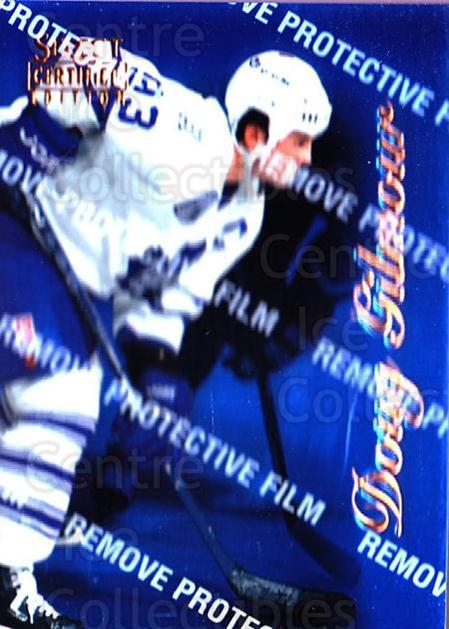1996-97 Select Certified Blue #15 Doug Gilmour<br/>1 In Stock - $5.00 each - <a href=https://centericecollectibles.foxycart.com/cart?name=1996-97%20Select%20Certified%20Blue%20%2315%20Doug%20Gilmour...&quantity_max=1&price=$5.00&code=264680 class=foxycart> Buy it now! </a>