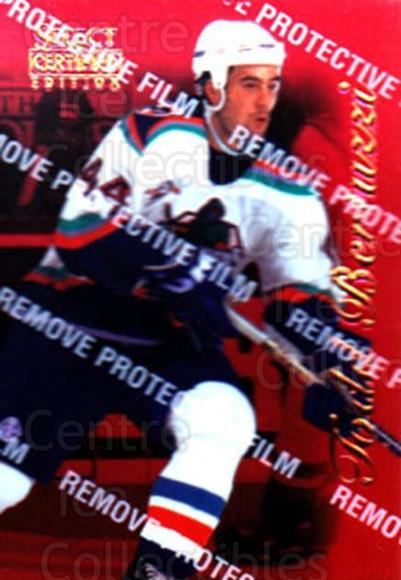 1996-97 Select Certified Red #80 Todd Bertuzzi<br/>2 In Stock - $3.00 each - <a href=https://centericecollectibles.foxycart.com/cart?name=1996-97%20Select%20Certified%20Red%20%2380%20Todd%20Bertuzzi...&quantity_max=2&price=$3.00&code=264865 class=foxycart> Buy it now! </a>