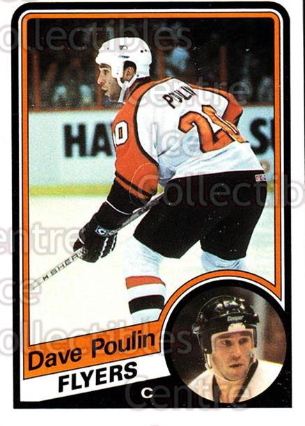 1984-85 Topps #120 Dave Poulin<br/>6 In Stock - $1.00 each - <a href=https://centericecollectibles.foxycart.com/cart?name=1984-85%20Topps%20%23120%20Dave%20Poulin...&quantity_max=6&price=$1.00&code=26515 class=foxycart> Buy it now! </a>