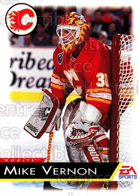 1994 EA Sports #24 Mike Vernon<br/>6 In Stock - $1.00 each - <a href=https://centericecollectibles.foxycart.com/cart?name=1994%20EA%20Sports%20%2324%20Mike%20Vernon...&quantity_max=6&price=$1.00&code=2652 class=foxycart> Buy it now! </a>