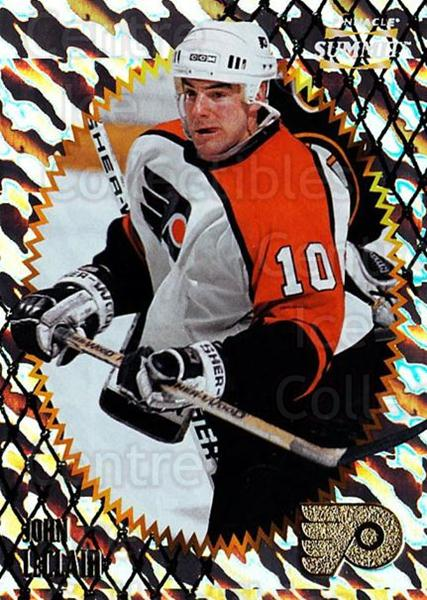 1996-97 Summit Ice #6 John LeClair<br/>1 In Stock - $3.00 each - <a href=https://centericecollectibles.foxycart.com/cart?name=1996-97%20Summit%20Ice%20%236%20John%20LeClair...&quantity_max=1&price=$3.00&code=266921 class=foxycart> Buy it now! </a>