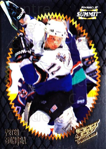 1996-97 Summit Metal Dull Front #62 Peter Bondra<br/>2 In Stock - $1.00 each - <a href=https://centericecollectibles.foxycart.com/cart?name=1996-97%20Summit%20Metal%20Dull%20Front%20%2362%20Peter%20Bondra...&quantity_max=2&price=$1.00&code=267177 class=foxycart> Buy it now! </a>