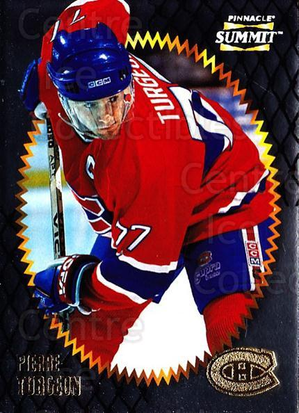 1996-97 Summit Metal Dull Front #90 Pierre Turgeon<br/>2 In Stock - $1.00 each - <a href=https://centericecollectibles.foxycart.com/cart?name=1996-97%20Summit%20Metal%20Dull%20Front%20%2390%20Pierre%20Turgeon...&quantity_max=2&price=$1.00&code=267205 class=foxycart> Buy it now! </a>