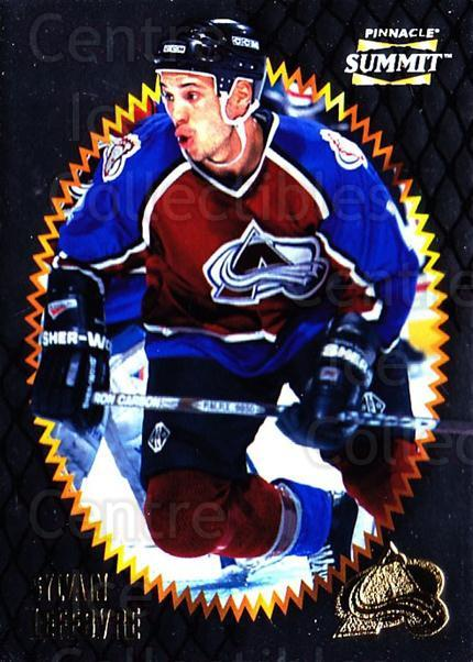 1996-97 Summit Metal Dull Front #149 Sylvain Lefebvre<br/>4 In Stock - $1.00 each - <a href=https://centericecollectibles.foxycart.com/cart?name=1996-97%20Summit%20Metal%20Dull%20Front%20%23149%20Sylvain%20Lefebvr...&quantity_max=4&price=$1.00&code=267264 class=foxycart> Buy it now! </a>