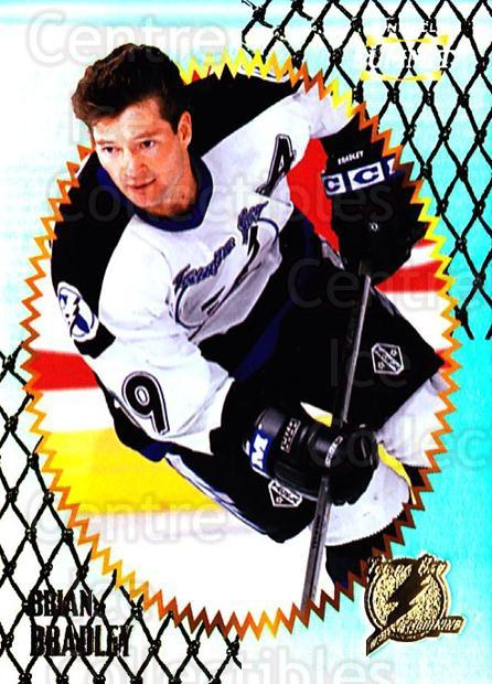 1996-97 Summit Premium Stock Shinny Front #18 Brian Bradley<br/>5 In Stock - $1.00 each - <a href=https://centericecollectibles.foxycart.com/cart?name=1996-97%20Summit%20Premium%20Stock%20Shinny%20Front%20%2318%20Brian%20Bradley...&quantity_max=5&price=$1.00&code=267333 class=foxycart> Buy it now! </a>