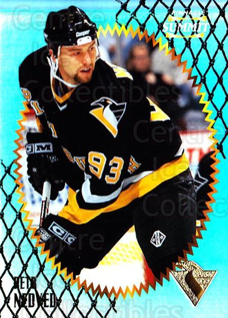 1996-97 Summit Premium Stock Shinny Front #148 Petr Nedved<br/>5 In Stock - $1.00 each - <a href=https://centericecollectibles.foxycart.com/cart?name=1996-97%20Summit%20Premium%20Stock%20Shinny%20Front%20%23148%20Petr%20Nedved...&quantity_max=5&price=$1.00&code=267463 class=foxycart> Buy it now! </a>