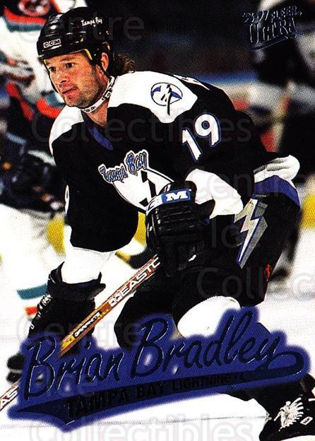 1996-97 Ultra #155 Brian Bradley<br/>4 In Stock - $1.00 each - <a href=https://centericecollectibles.foxycart.com/cart?name=1996-97%20Ultra%20%23155%20Brian%20Bradley...&quantity_max=4&price=$1.00&code=267670 class=foxycart> Buy it now! </a>