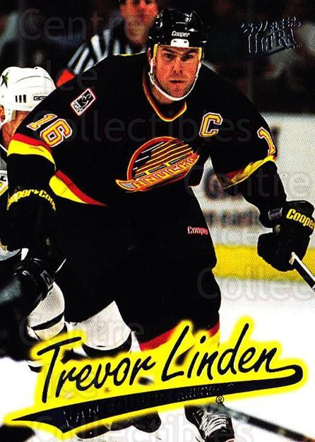 1996-97 Ultra #168 Trevor Linden<br/>2 In Stock - $1.00 each - <a href=https://centericecollectibles.foxycart.com/cart?name=1996-97%20Ultra%20%23168%20Trevor%20Linden...&quantity_max=2&price=$1.00&code=267683 class=foxycart> Buy it now! </a>