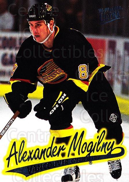 1996-97 Ultra #170 Alexander Mogilny<br/>3 In Stock - $1.00 each - <a href=https://centericecollectibles.foxycart.com/cart?name=1996-97%20Ultra%20%23170%20Alexander%20Mogil...&quantity_max=3&price=$1.00&code=267685 class=foxycart> Buy it now! </a>