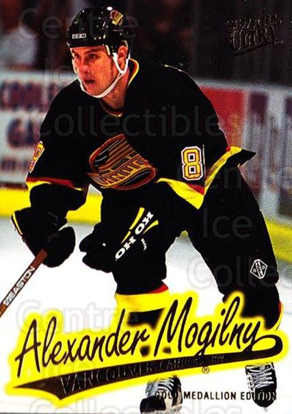 1996-97 Ultra Gold #170 Alexander Mogilny<br/>5 In Stock - $2.00 each - <a href=https://centericecollectibles.foxycart.com/cart?name=1996-97%20Ultra%20Gold%20%23170%20Alexander%20Mogil...&quantity_max=5&price=$2.00&code=267865 class=foxycart> Buy it now! </a>