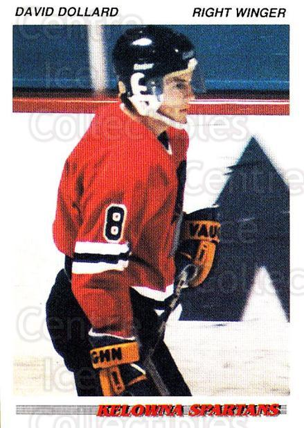 1992-93 British Columbia Junior Hockey League #52 David Dollard<br/>3 In Stock - $2.00 each - <a href=https://centericecollectibles.foxycart.com/cart?name=1992-93%20British%20Columbia%20Junior%20Hockey%20League%20%2352%20David%20Dollard...&price=$2.00&code=268580 class=foxycart> Buy it now! </a>
