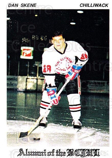 1992-93 British Columbia Junior Hockey League #234 Dan Skene<br/>2 In Stock - $2.00 each - <a href=https://centericecollectibles.foxycart.com/cart?name=1992-93%20British%20Columbia%20Junior%20Hockey%20League%20%23234%20Dan%20Skene...&quantity_max=2&price=$2.00&code=268762 class=foxycart> Buy it now! </a>