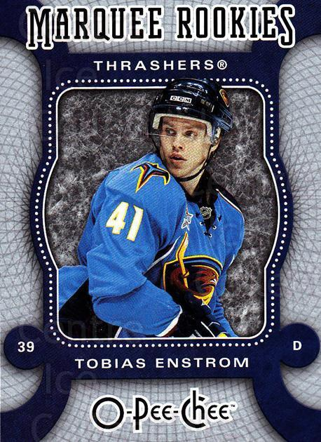 2007-08 O-Pee-Chee #510 Tobias Enstrom<br/>4 In Stock - $2.00 each - <a href=https://centericecollectibles.foxycart.com/cart?name=2007-08%20O-Pee-Chee%20%23510%20Tobias%20Enstrom...&quantity_max=4&price=$2.00&code=268819 class=foxycart> Buy it now! </a>