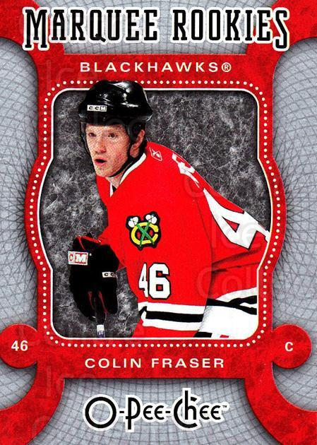 2007-08 O-Pee-Chee #519 Colin Fraser<br/>1 In Stock - $2.00 each - <a href=https://centericecollectibles.foxycart.com/cart?name=2007-08%20O-Pee-Chee%20%23519%20Colin%20Fraser...&price=$2.00&code=268828 class=foxycart> Buy it now! </a>