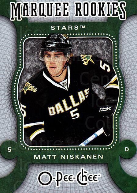 2007-08 O-Pee-Chee #534 Matt Niskanen<br/>6 In Stock - $2.00 each - <a href=https://centericecollectibles.foxycart.com/cart?name=2007-08%20O-Pee-Chee%20%23534%20Matt%20Niskanen...&quantity_max=6&price=$2.00&code=268843 class=foxycart> Buy it now! </a>