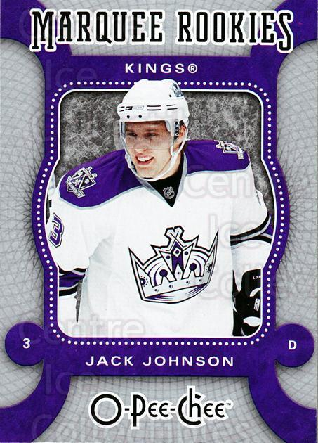2007-08 O-Pee-Chee #549 Jack Johnson<br/>2 In Stock - $2.00 each - <a href=https://centericecollectibles.foxycart.com/cart?name=2007-08%20O-Pee-Chee%20%23549%20Jack%20Johnson...&quantity_max=2&price=$2.00&code=268858 class=foxycart> Buy it now! </a>