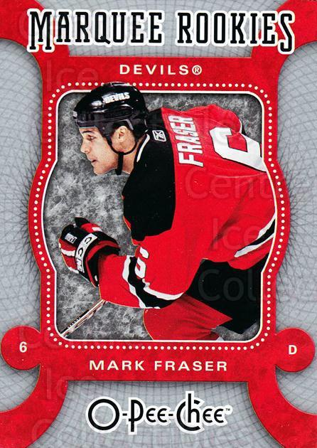 2007-08 O-Pee-Chee #568 Mark Fraser<br/>5 In Stock - $2.00 each - <a href=https://centericecollectibles.foxycart.com/cart?name=2007-08%20O-Pee-Chee%20%23568%20Mark%20Fraser...&quantity_max=5&price=$2.00&code=268877 class=foxycart> Buy it now! </a>