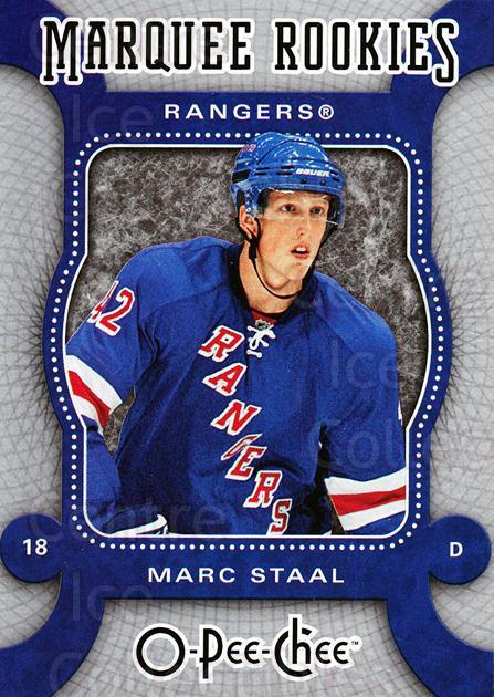 2007-08 O-Pee-Chee #572 Marc Staal<br/>2 In Stock - $3.00 each - <a href=https://centericecollectibles.foxycart.com/cart?name=2007-08%20O-Pee-Chee%20%23572%20Marc%20Staal...&quantity_max=2&price=$3.00&code=268881 class=foxycart> Buy it now! </a>