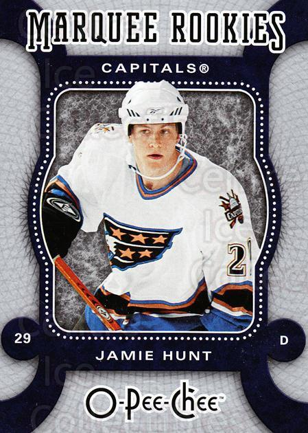 2007-08 O-Pee-Chee #600 Jamie Hunt<br/>3 In Stock - $2.00 each - <a href=https://centericecollectibles.foxycart.com/cart?name=2007-08%20O-Pee-Chee%20%23600%20Jamie%20Hunt...&price=$2.00&code=268909 class=foxycart> Buy it now! </a>