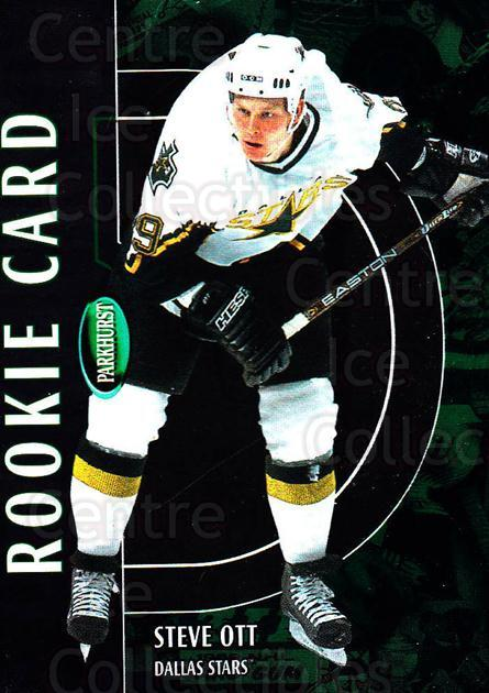 2002-03 Parkhurst #235 Steve Ott<br/>2 In Stock - $5.00 each - <a href=https://centericecollectibles.foxycart.com/cart?name=2002-03%20Parkhurst%20%23235%20Steve%20Ott...&quantity_max=2&price=$5.00&code=268991 class=foxycart> Buy it now! </a>