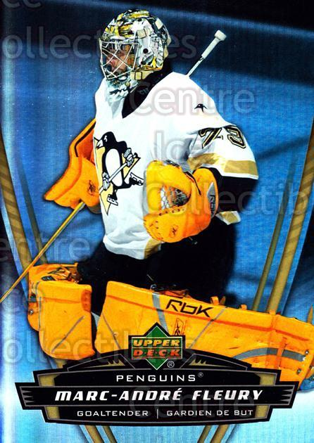 2006-07 McDonalds Upper Deck #37 Marc-Andre Fleury<br/>4 In Stock - $2.00 each - <a href=https://centericecollectibles.foxycart.com/cart?name=2006-07%20McDonalds%20Upper%20Deck%20%2337%20Marc-Andre%20Fleu...&quantity_max=4&price=$2.00&code=269190 class=foxycart> Buy it now! </a>