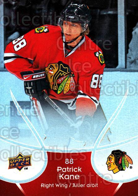 2009-10 McDonalds Upper Deck #12 Patrick Kane<br/>6 In Stock - $2.00 each - <a href=https://centericecollectibles.foxycart.com/cart?name=2009-10%20McDonalds%20Upper%20Deck%20%2312%20Patrick%20Kane...&quantity_max=6&price=$2.00&code=269206 class=foxycart> Buy it now! </a>
