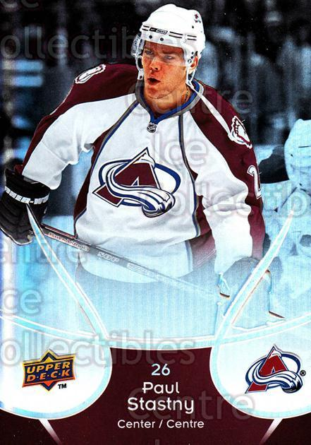 2009-10 McDonalds Upper Deck #13 Paul Stastny<br/>6 In Stock - $1.00 each - <a href=https://centericecollectibles.foxycart.com/cart?name=2009-10%20McDonalds%20Upper%20Deck%20%2313%20Paul%20Stastny...&quantity_max=6&price=$1.00&code=269207 class=foxycart> Buy it now! </a>
