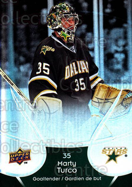 2009-10 McDonalds Upper Deck #16 Marty Turco<br/>6 In Stock - $1.00 each - <a href=https://centericecollectibles.foxycart.com/cart?name=2009-10%20McDonalds%20Upper%20Deck%20%2316%20Marty%20Turco...&quantity_max=6&price=$1.00&code=269210 class=foxycart> Buy it now! </a>