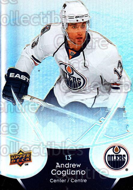 2009-10 McDonalds Upper Deck #19 Andrew Cogliano<br/>4 In Stock - $1.00 each - <a href=https://centericecollectibles.foxycart.com/cart?name=2009-10%20McDonalds%20Upper%20Deck%20%2319%20Andrew%20Cogliano...&quantity_max=4&price=$1.00&code=269213 class=foxycart> Buy it now! </a>