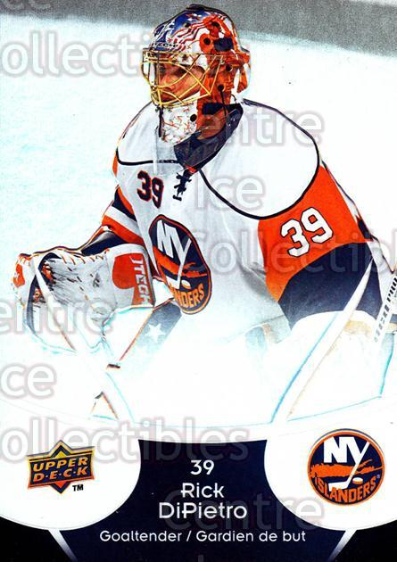 2009-10 McDonalds Upper Deck #30 Rick DiPietro<br/>5 In Stock - $1.00 each - <a href=https://centericecollectibles.foxycart.com/cart?name=2009-10%20McDonalds%20Upper%20Deck%20%2330%20Rick%20DiPietro...&quantity_max=5&price=$1.00&code=269224 class=foxycart> Buy it now! </a>