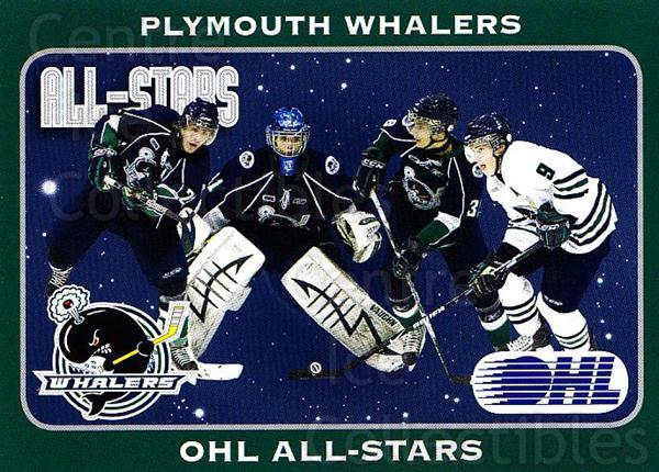 2009-10 Plymouth Whalers #31 Tyler Seguin, AJ Jenks, Philip McRae, Matt Hackett<br/>1 In Stock - $5.00 each - <a href=https://centericecollectibles.foxycart.com/cart?name=2009-10%20Plymouth%20Whalers%20%2331%20Tyler%20Seguin,%20A...&quantity_max=1&price=$5.00&code=269287 class=foxycart> Buy it now! </a>
