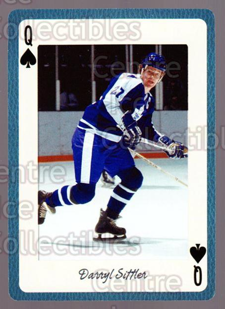 2005 Toronto Maple Leafs Legends Playing Card #12 Darryl Sittler<br/>13 In Stock - $2.00 each - <a href=https://centericecollectibles.foxycart.com/cart?name=2005%20Toronto%20Maple%20Leafs%20Legends%20Playing%20Card%20%2312%20Darryl%20Sittler...&quantity_max=13&price=$2.00&code=269925 class=foxycart> Buy it now! </a>