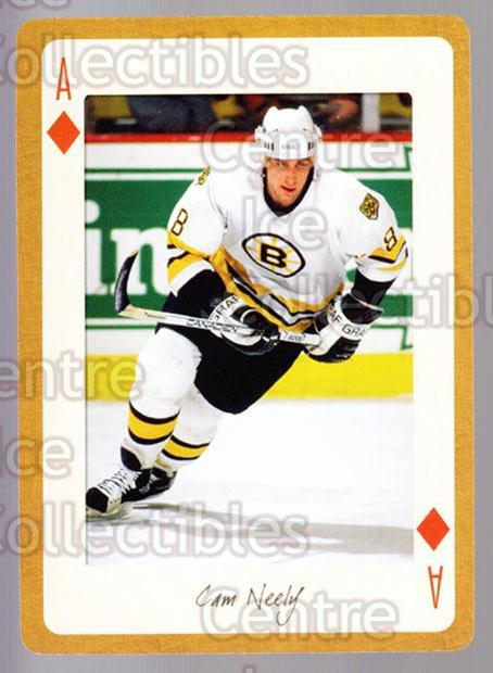 2005 Boston Bruins Legends Playing Card #40 Cam Neely<br/>14 In Stock - $2.00 each - <a href=https://centericecollectibles.foxycart.com/cart?name=2005%20Boston%20Bruins%20Legends%20Playing%20Card%20%2340%20Cam%20Neely...&quantity_max=14&price=$2.00&code=270006 class=foxycart> Buy it now! </a>