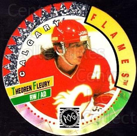 1994-95 Canada Games NHL POGS #54 Theo Fleury<br/>1 In Stock - $1.00 each - <a href=https://centericecollectibles.foxycart.com/cart?name=1994-95%20Canada%20Games%20NHL%20POGS%20%2354%20Theo%20Fleury...&quantity_max=1&price=$1.00&code=270219 class=foxycart> Buy it now! </a>