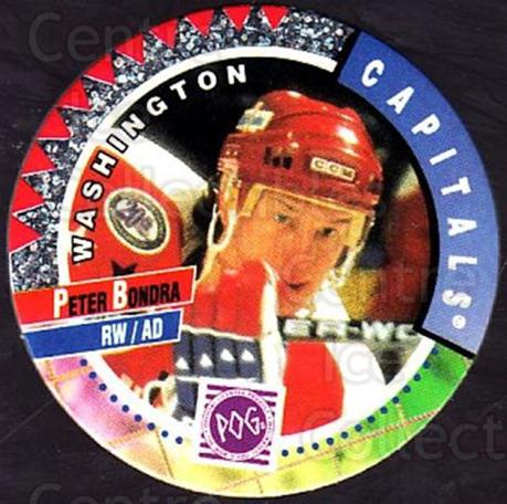 1994-95 Canada Games NHL POGS #242 Peter Bondra<br/>2 In Stock - $1.00 each - <a href=https://centericecollectibles.foxycart.com/cart?name=1994-95%20Canada%20Games%20NHL%20POGS%20%23242%20Peter%20Bondra...&quantity_max=2&price=$1.00&code=270232 class=foxycart> Buy it now! </a>