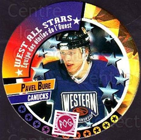 1994-95 Canada Games NHL POGS #266 Pavel Bure<br/>1 In Stock - $1.00 each - <a href=https://centericecollectibles.foxycart.com/cart?name=1994-95%20Canada%20Games%20NHL%20POGS%20%23266%20Pavel%20Bure...&quantity_max=1&price=$1.00&code=270234 class=foxycart> Buy it now! </a>