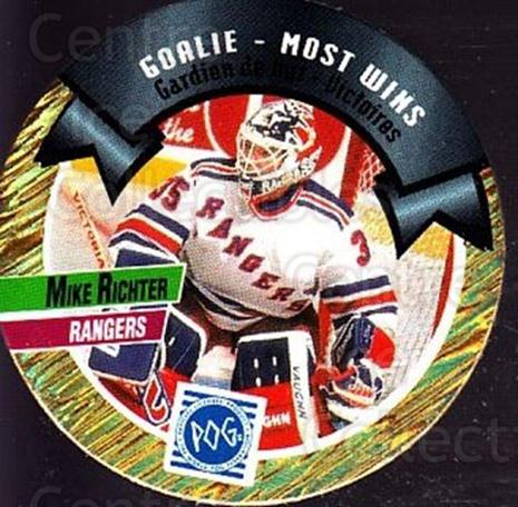 1994-95 Canada Games NHL POGS #337 Mike Richter<br/>2 In Stock - $1.00 each - <a href=https://centericecollectibles.foxycart.com/cart?name=1994-95%20Canada%20Games%20NHL%20POGS%20%23337%20Mike%20Richter...&quantity_max=2&price=$1.00&code=270245 class=foxycart> Buy it now! </a>