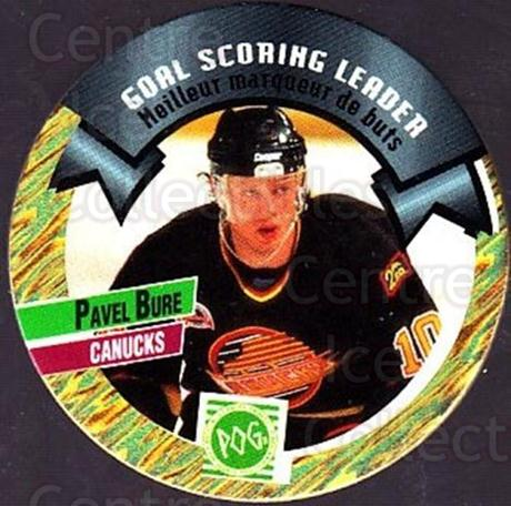 1994-95 Canada Games NHL POGS #376 Pavel Bure<br/>1 In Stock - $2.00 each - <a href=https://centericecollectibles.foxycart.com/cart?name=1994-95%20Canada%20Games%20NHL%20POGS%20%23376%20Pavel%20Bure...&quantity_max=1&price=$2.00&code=270252 class=foxycart> Buy it now! </a>