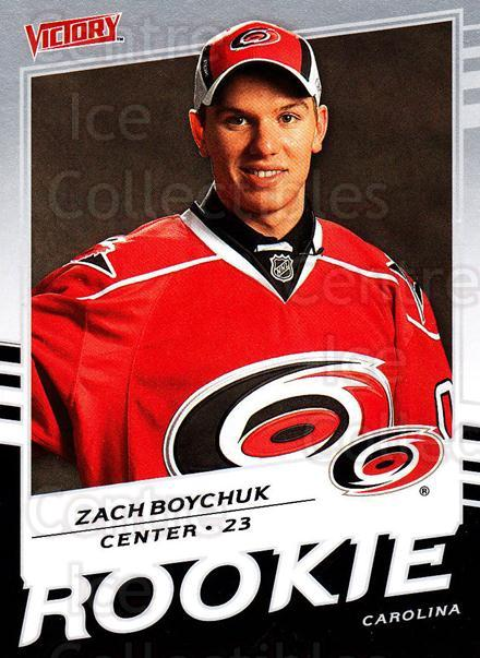 2008-09 UD Victory #321 Zach Boychuk<br/>4 In Stock - $2.00 each - <a href=https://centericecollectibles.foxycart.com/cart?name=2008-09%20UD%20Victory%20%23321%20Zach%20Boychuk...&quantity_max=4&price=$2.00&code=270317 class=foxycart> Buy it now! </a>