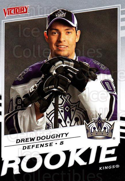 2008-09 UD Victory #325 Drew Doughty<br/>5 In Stock - $5.00 each - <a href=https://centericecollectibles.foxycart.com/cart?name=2008-09%20UD%20Victory%20%23325%20Drew%20Doughty...&quantity_max=5&price=$5.00&code=270321 class=foxycart> Buy it now! </a>
