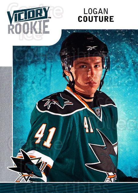 2009-10 UD Victory #329 Logan Couture<br/>4 In Stock - $2.00 each - <a href=https://centericecollectibles.foxycart.com/cart?name=2009-10%20UD%20Victory%20%23329%20Logan%20Couture...&quantity_max=4&price=$2.00&code=270375 class=foxycart> Buy it now! </a>