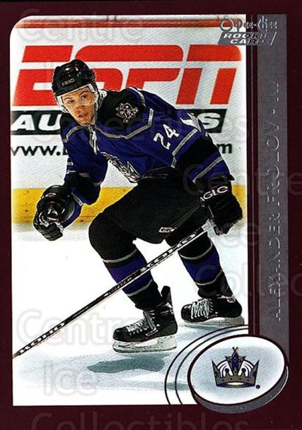 2002-03 O-Pee-Chee #333 Alexander Frolov<br/>1 In Stock - $2.00 each - <a href=https://centericecollectibles.foxycart.com/cart?name=2002-03%20O-Pee-Chee%20%23333%20Alexander%20Frolo...&quantity_max=1&price=$2.00&code=270428 class=foxycart> Buy it now! </a>